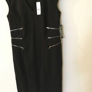 NY&C black dress brand new